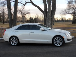 2013 Cadillac ATS AWD Performance Collection