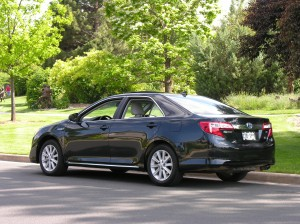 2012 Camry Hybrid