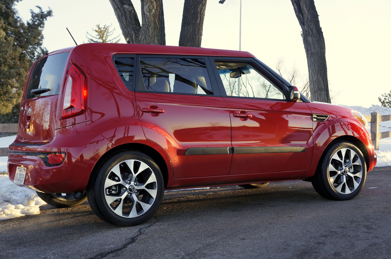 Kia Soul: Radial-ply tires