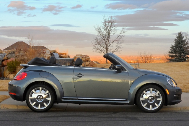 VW Convertible @ NBCE