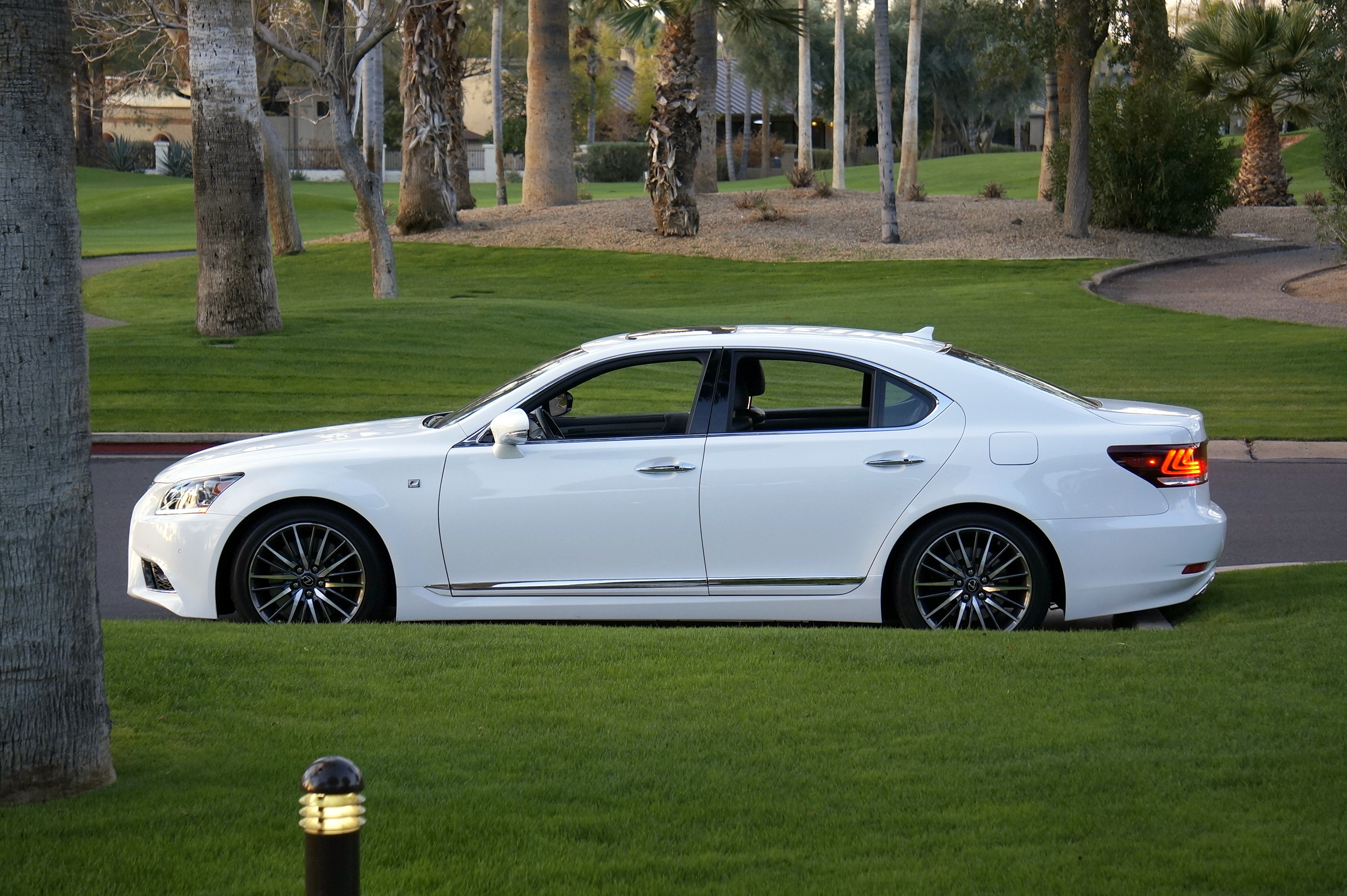 Lexus At Phoenician II. This Past Week I Was Presented A 2013 Lexus LS460 F  Sport ...