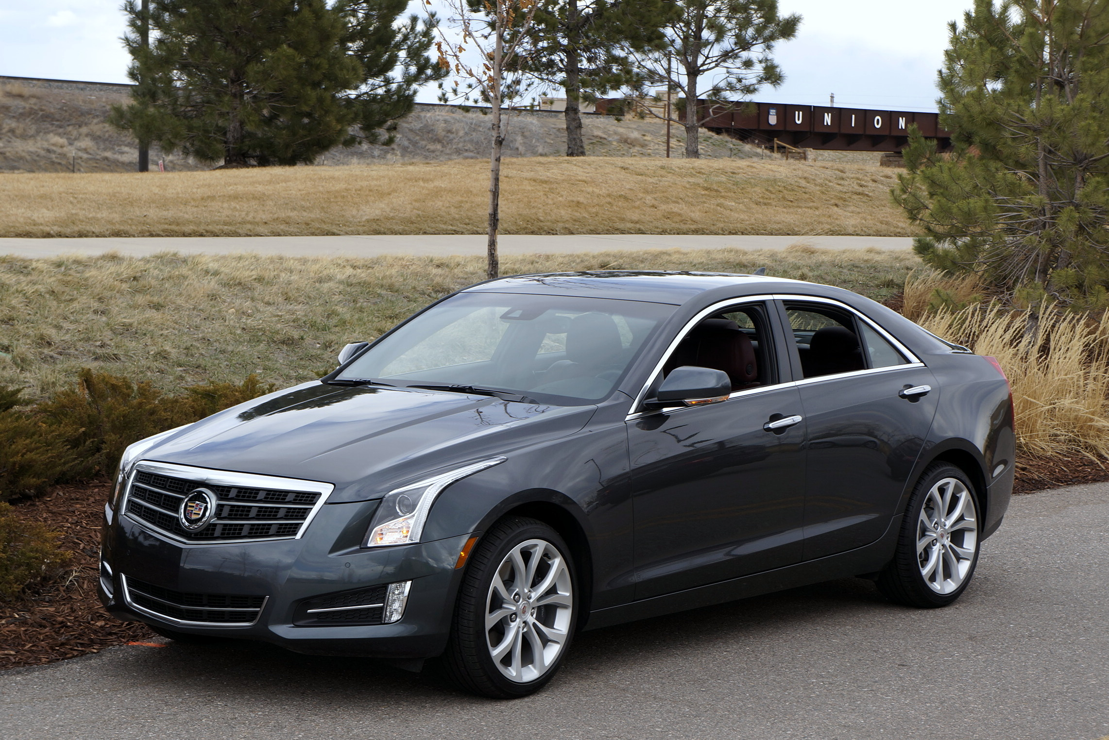 "Just Ducky"" 2013 Cadillac ATS 2.0T AWD Sedan – Stu's Reviews"