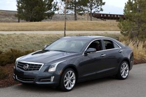 2013 Cadillac ATS 2.0T Perf. Coll.