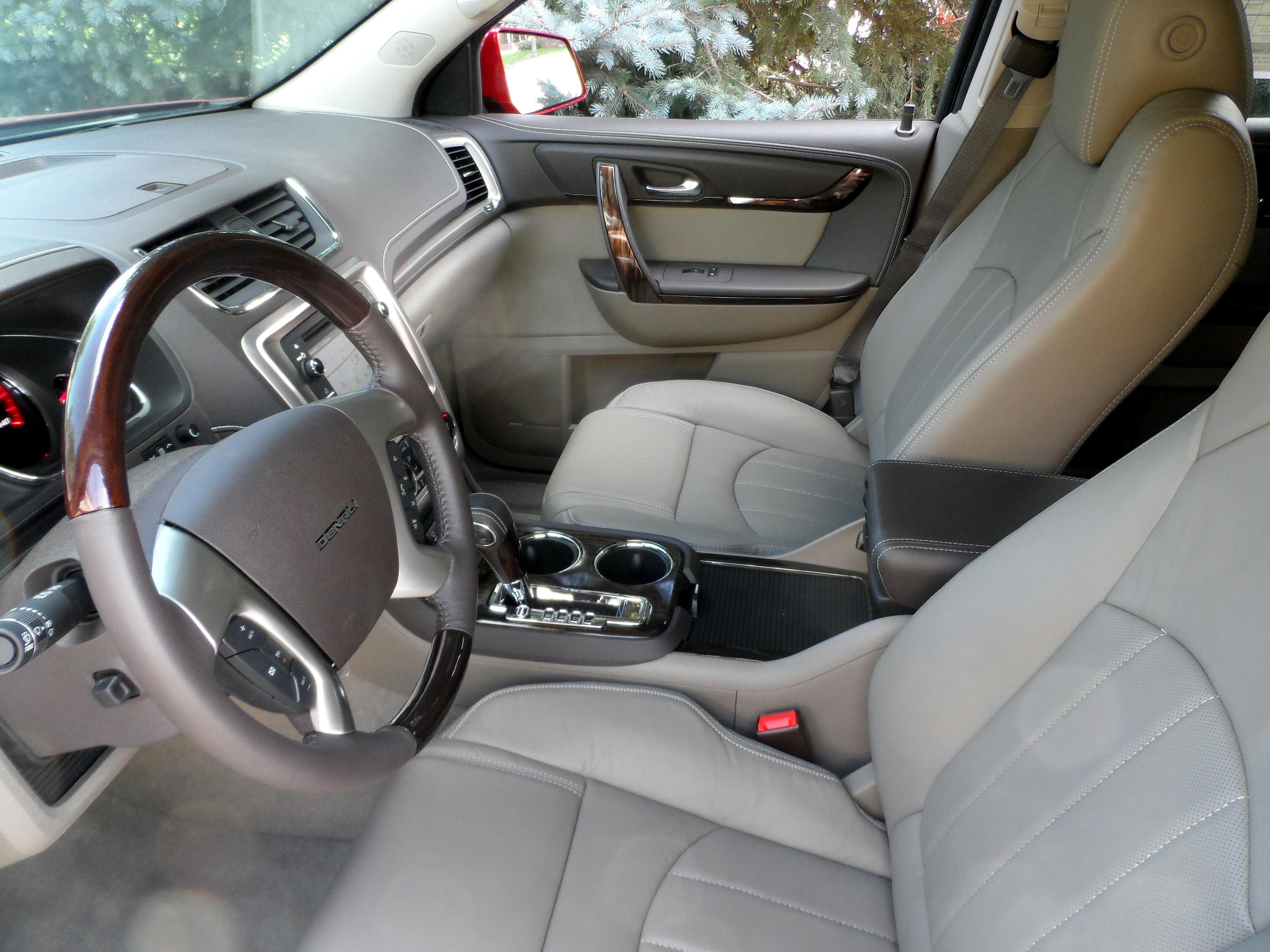 2014 GMC Acadia Denali AWD SUV – Stu's Reviews