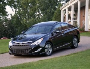 Hyundai Sonata Hybrid I