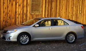 Camry XLE I