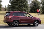 Forester XT with walkers