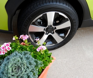 2014 Subaru CrossTrek Wheel