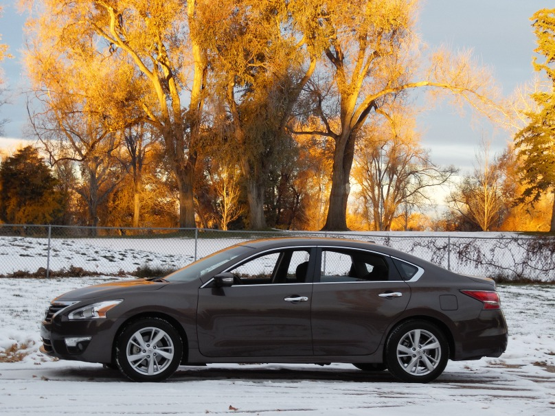 2014 Nissan Altima 2.5 SV FWD Sedan by Stu Wright | Northern Colorado Gazette