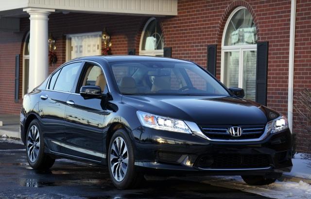 Honda hybrid I