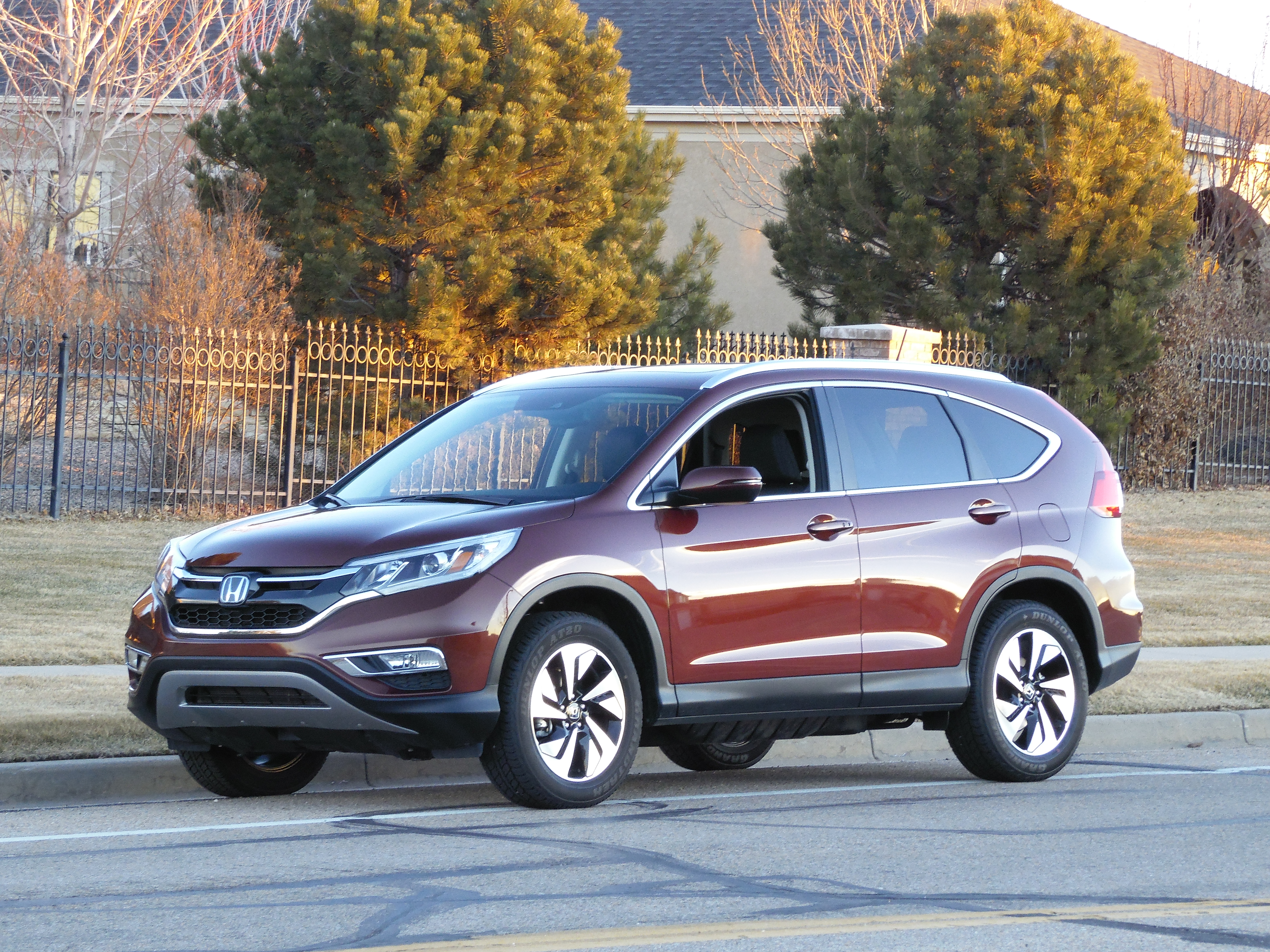 cr touring driving test v first crv road video honda reviews handout drive with