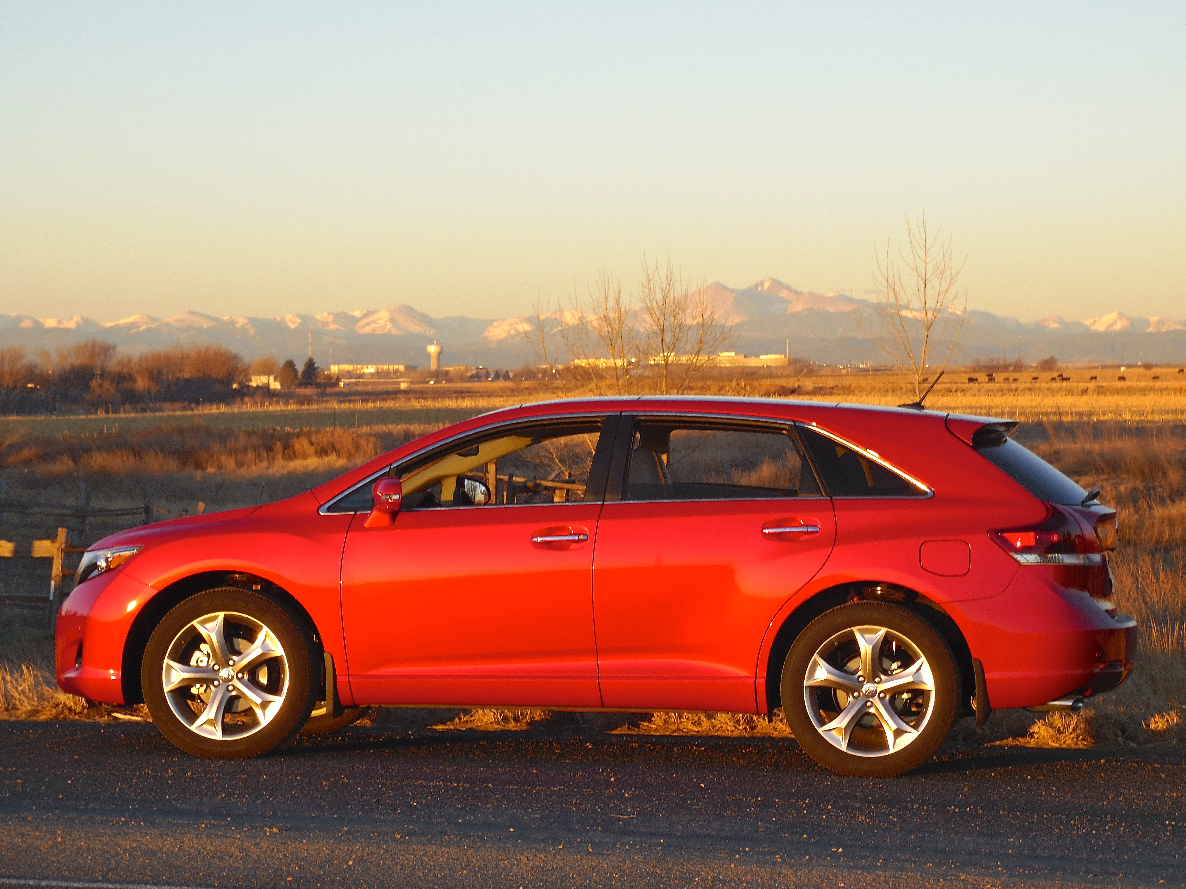 auto photo toyota pm venza works listings eminence