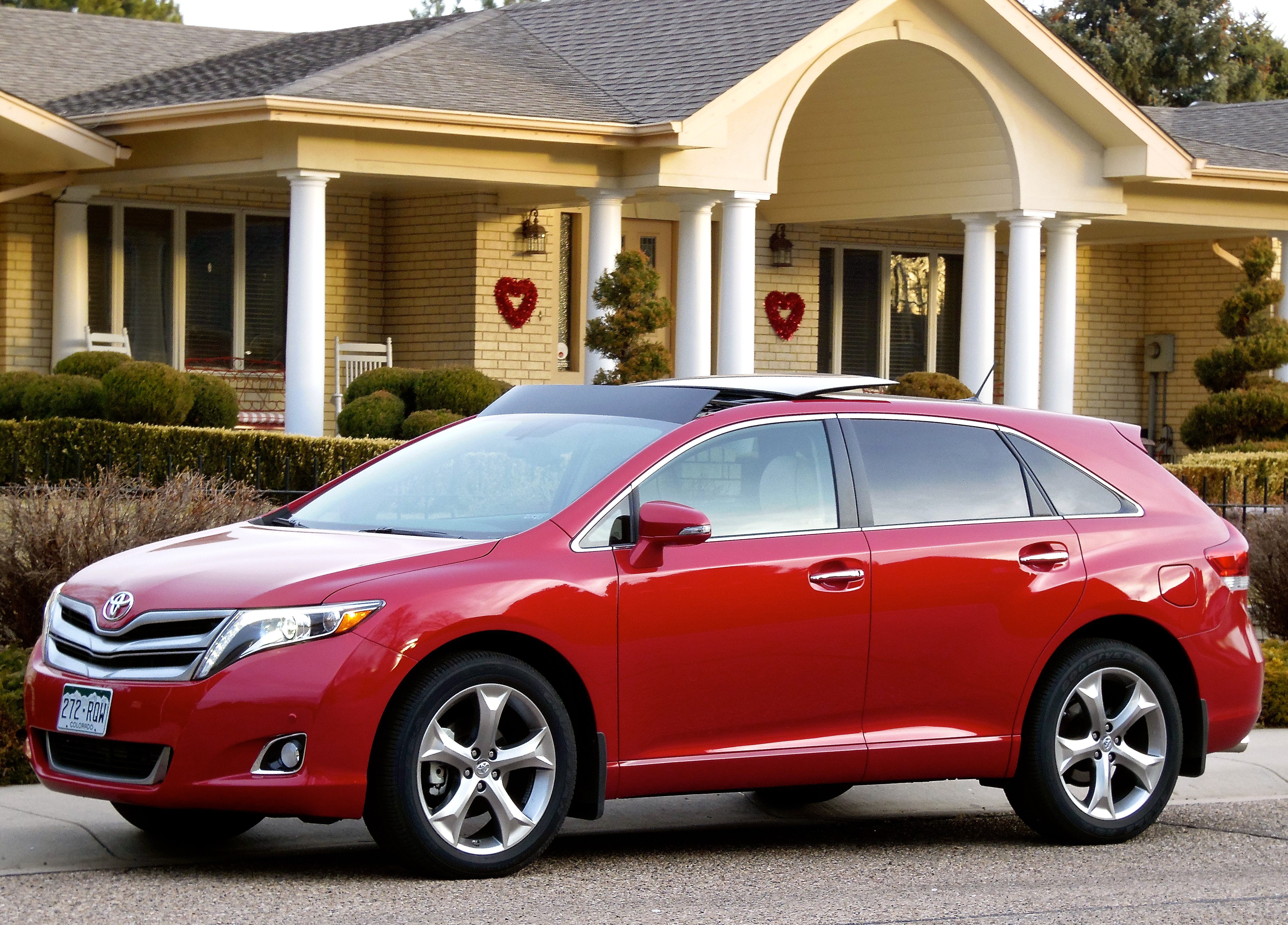 reviews design ratings performance venza review features toyota