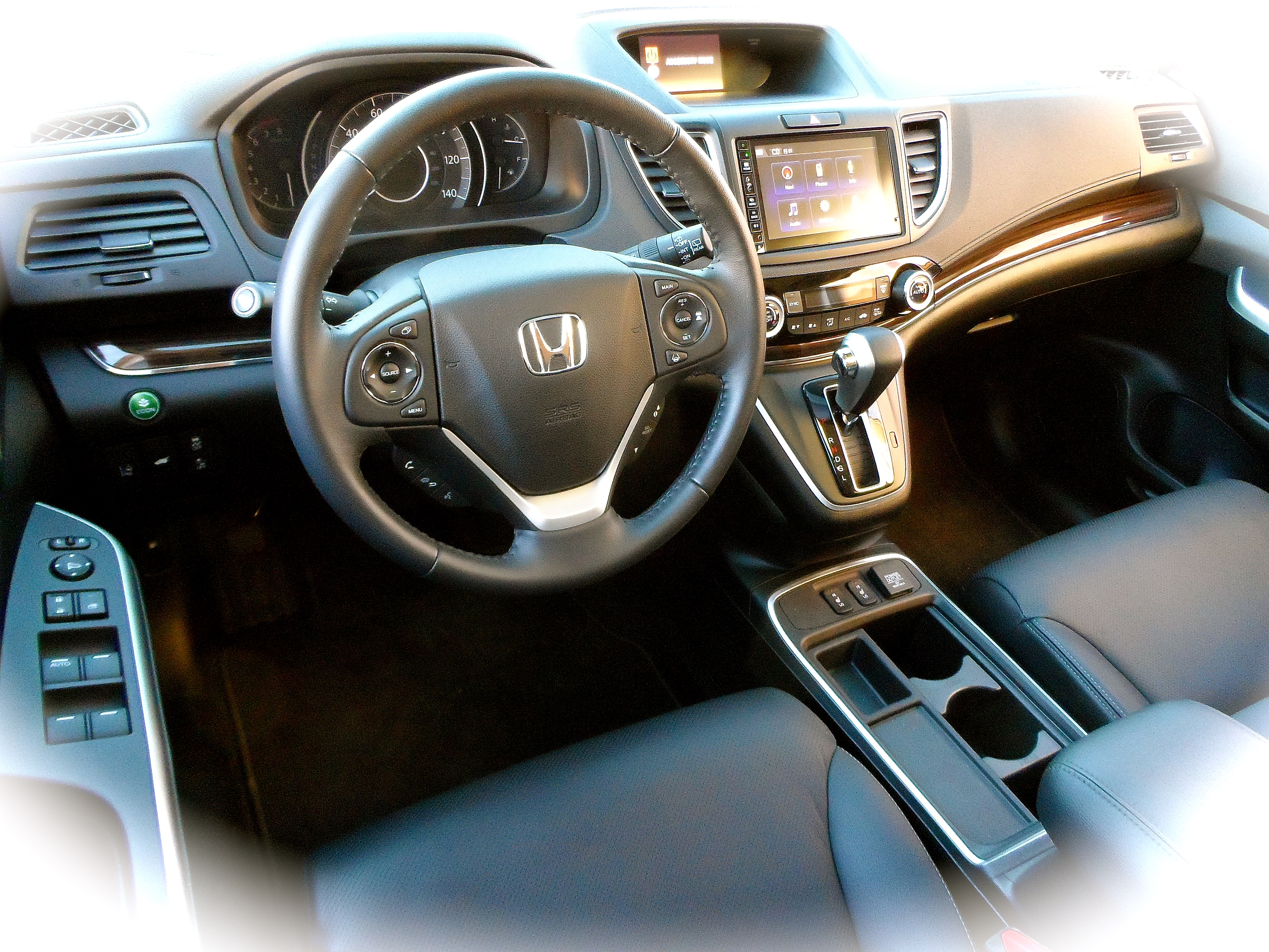 v small better an crv utility cr gets makeover get much than honda vehicle does interior a