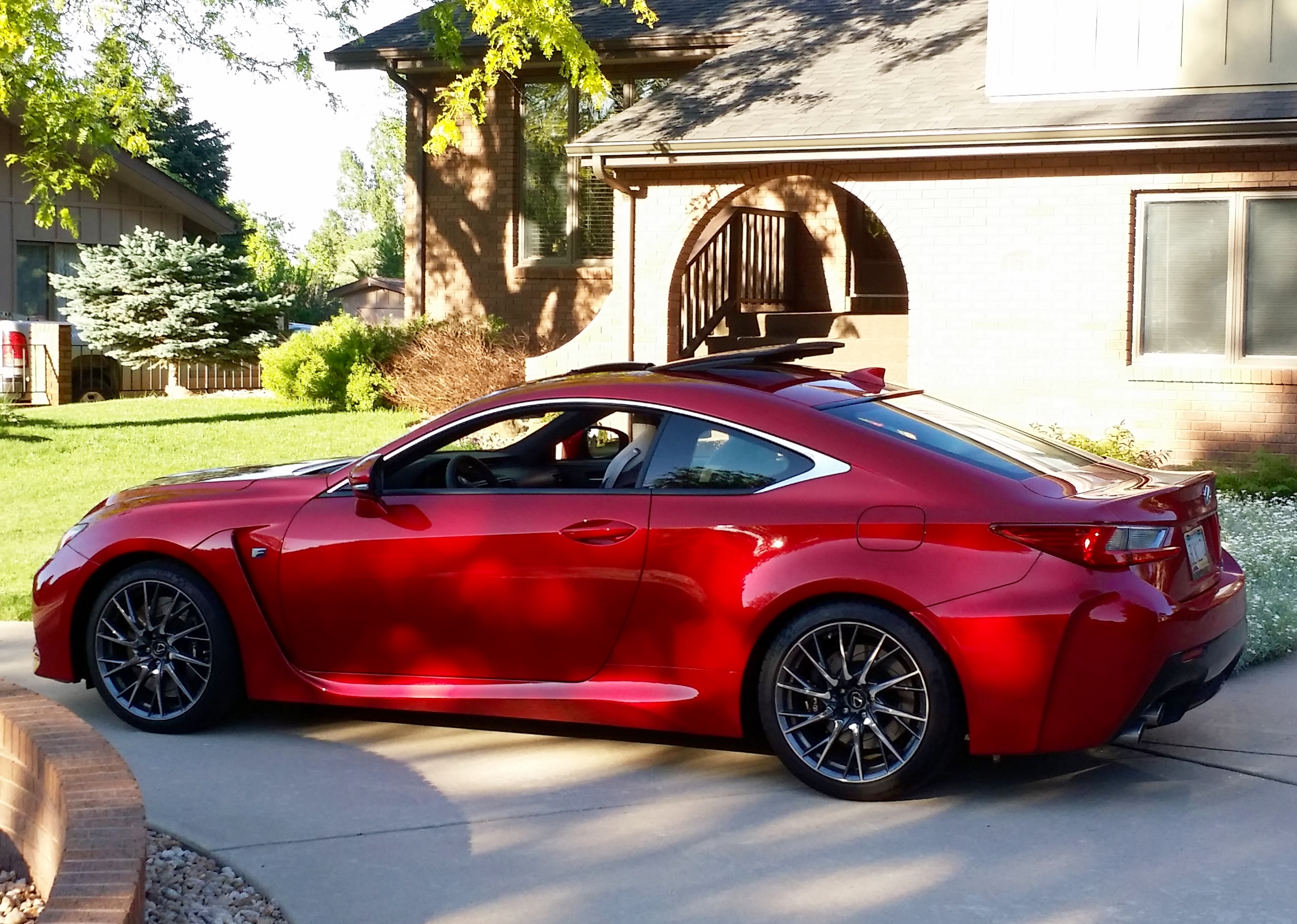 2015 Lexus Rc F Rwd 2 Door Coupe Stu S Reviews
