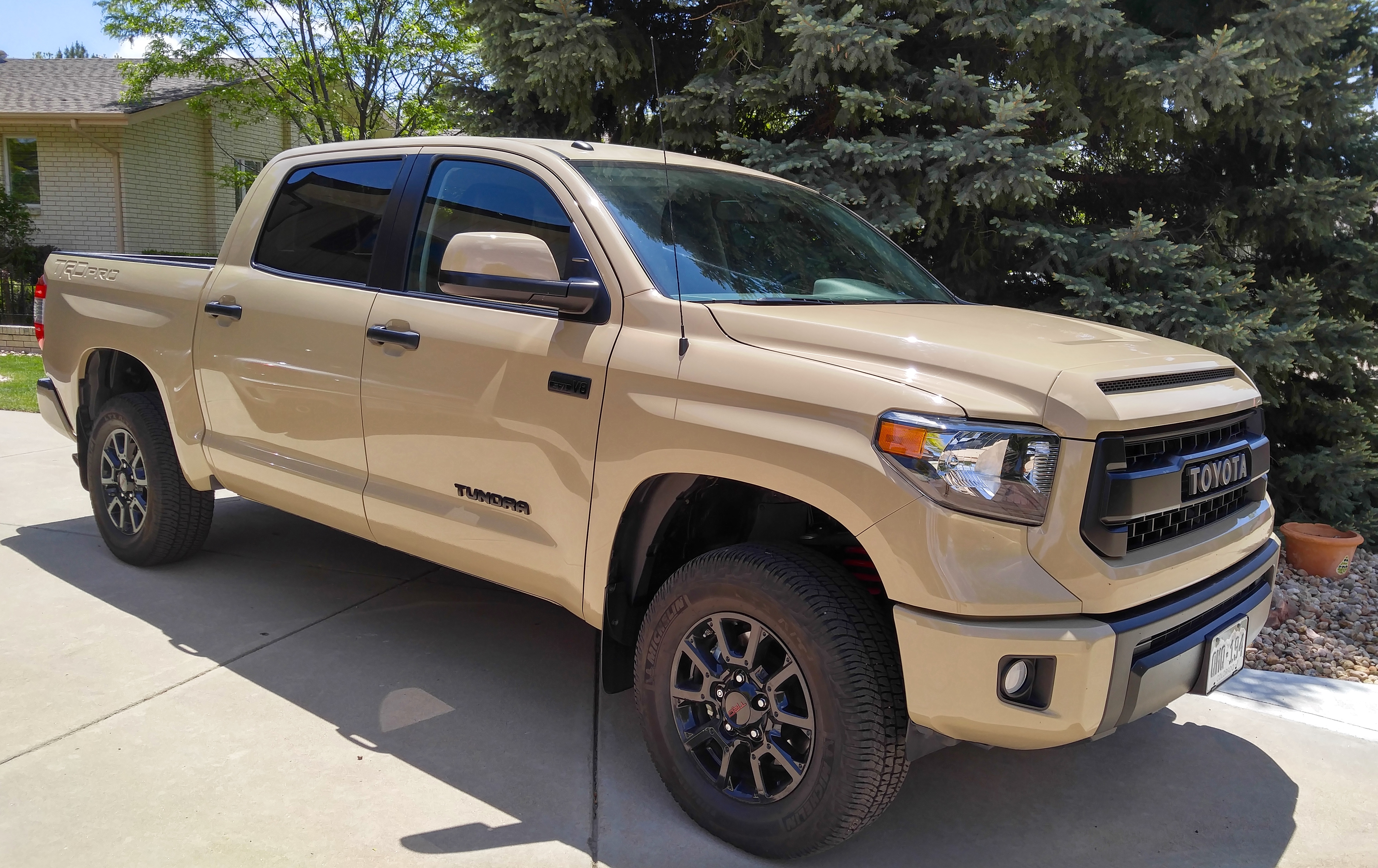 2016 toyota tundra 4x4 trd pro pickup stu 39 s reviews. Black Bedroom Furniture Sets. Home Design Ideas